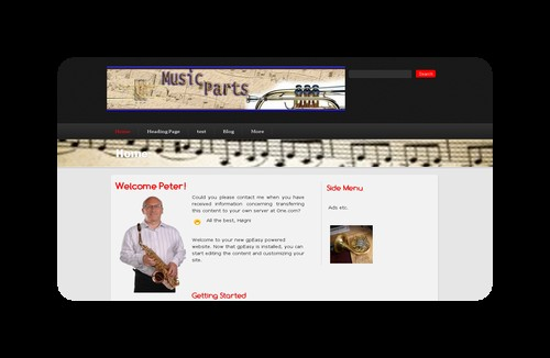 musicparts.co.uk - Musical Instruments Repair Shop