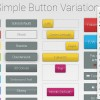 Editing a Simple Button section.